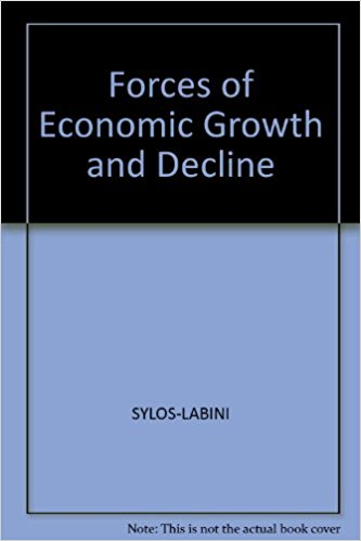 The forces of economic growth and decline
