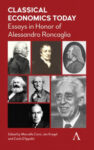 Essays in Honor of Alessandro Roncaglia